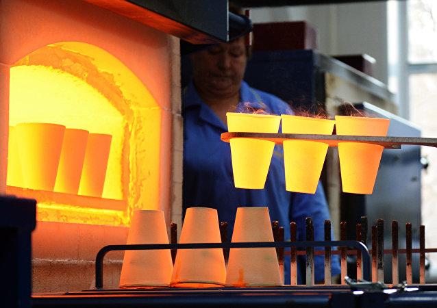 Industria metalúrgica (imagen referencial)
