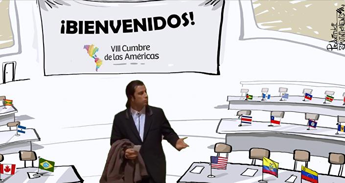 La Cumbre de las Américas