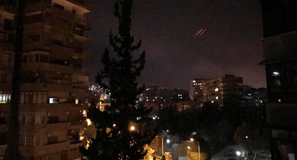 Operación militar de EEUU en Siria