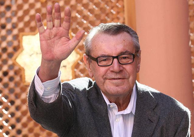 Milos Forman, director de cine