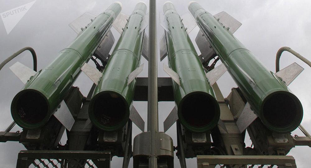 Sistema de misiles Buk-M2E