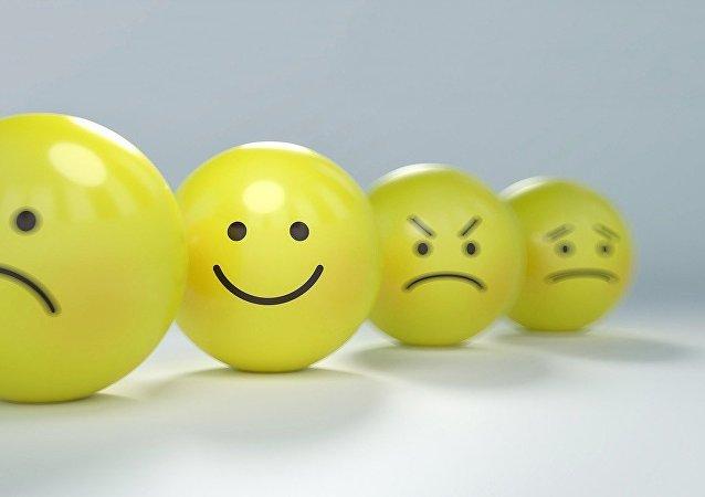 Emociones, imagen referencial