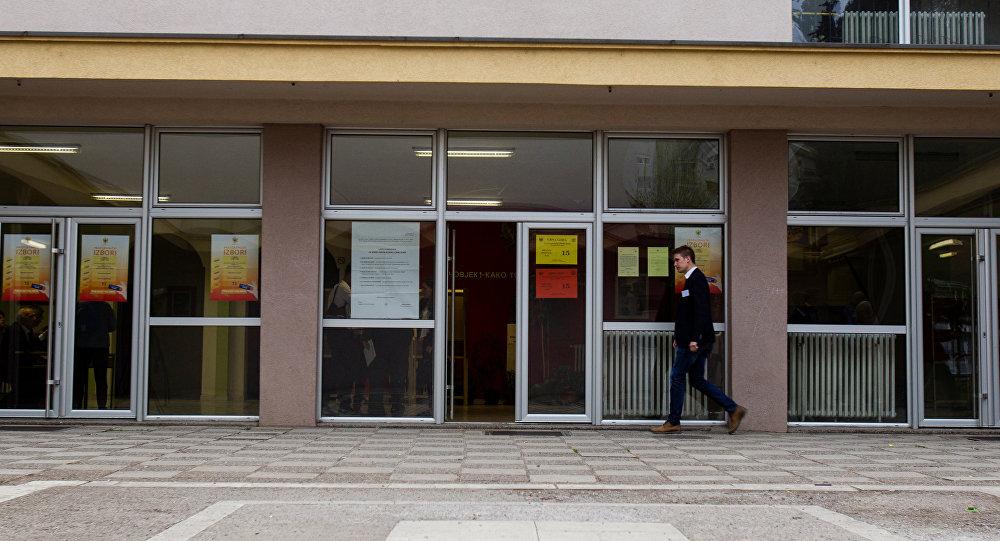 Elecciones en Montenegro transcurren entre calma y pequeñas irregularidades