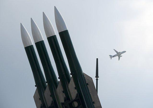 Sistema de misiles antiaéreos Buk