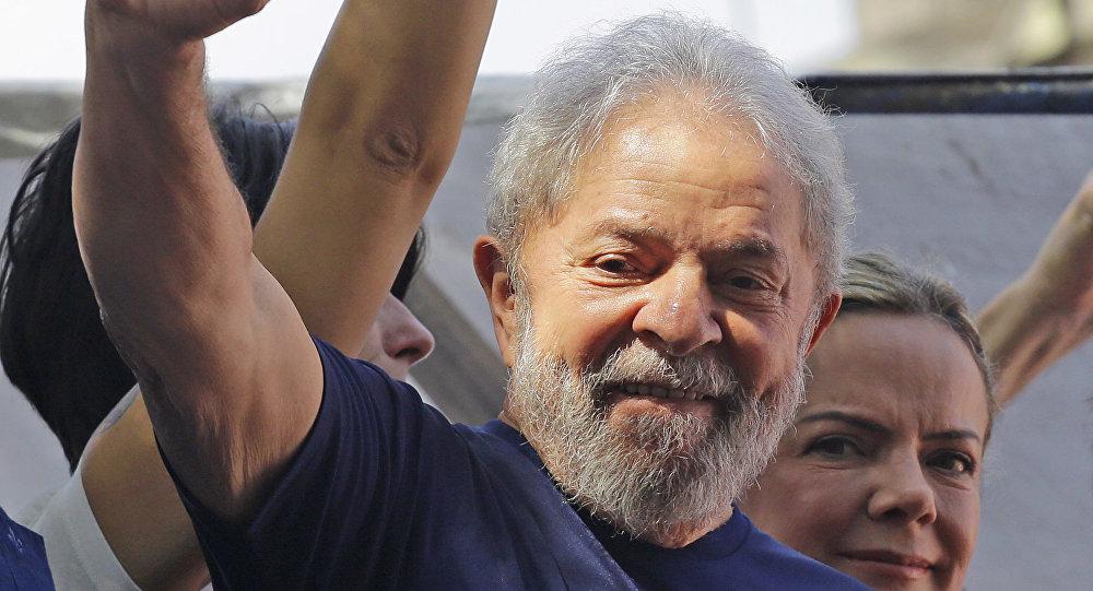 Juez absuelve a Lula de los cargos de obstrucción a la justicia
