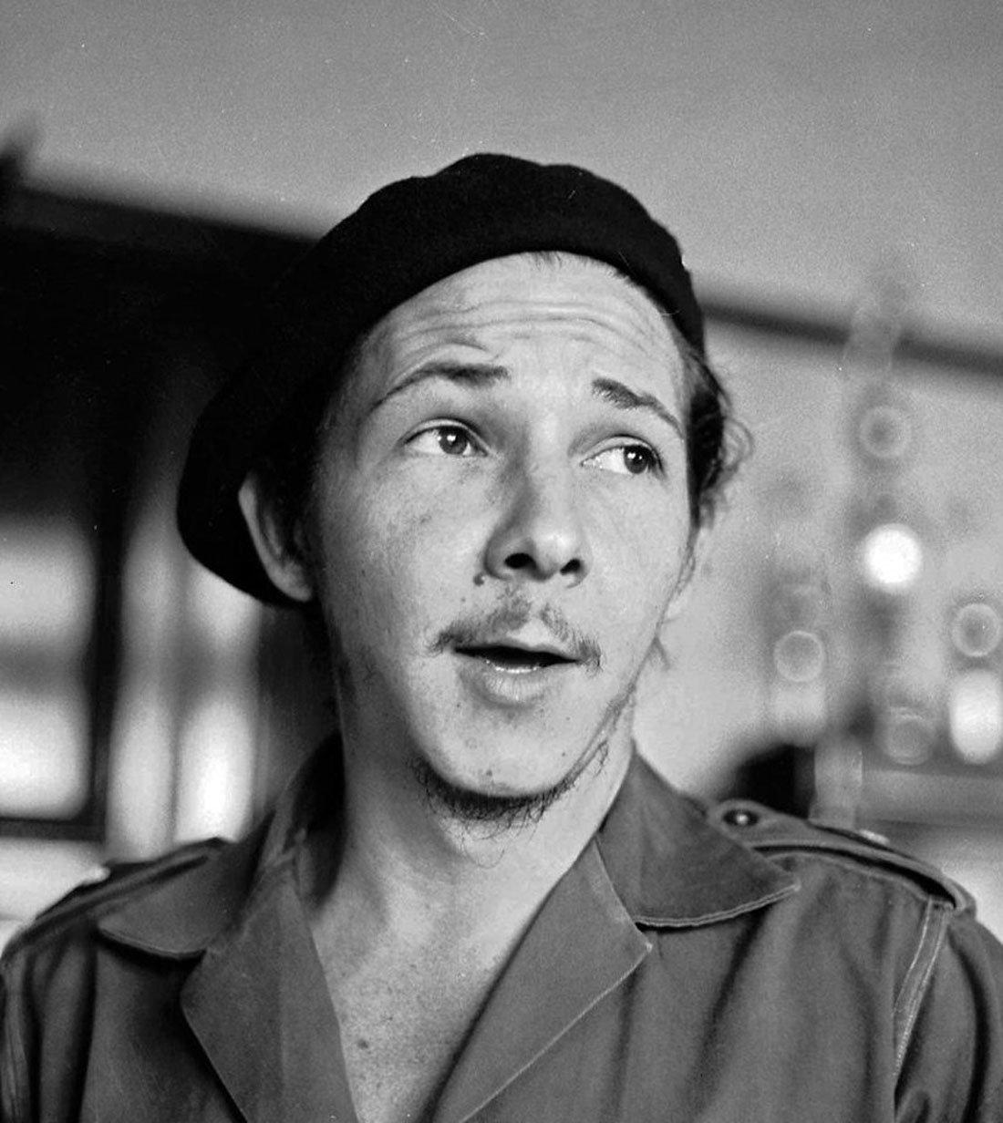 Raúl Castro, primer secretario del Partido Comunista de Cuba