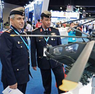 Armas de vanguardia en una de las exposiciones más grandes del mundo