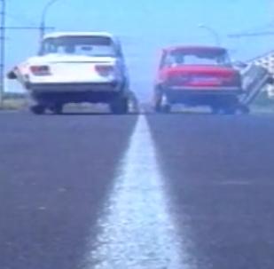 El legendario automóvil soviético Kopeika cumple 48 años