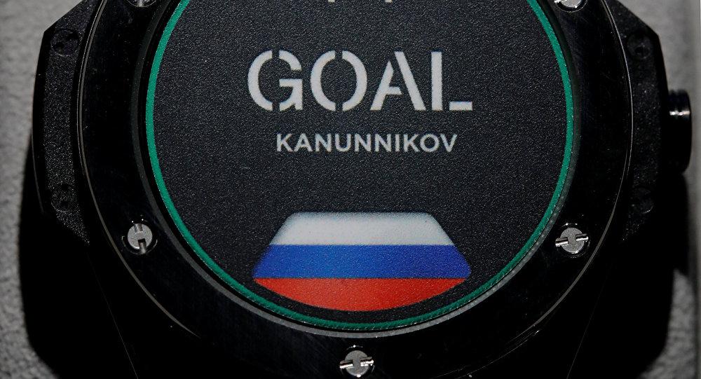 Reloj inteligente 'Big Bang Referee 2018 FIFA World Cup Rusia'