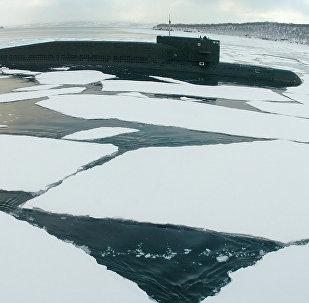 El submarino Georgiy Pobedonosets
