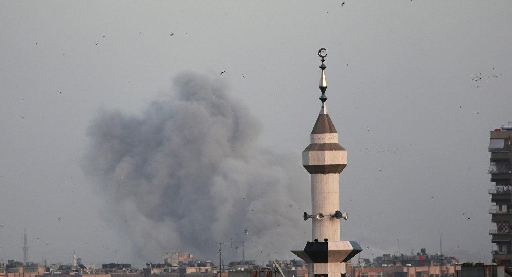 Damasco, capital de Siria (archivo)