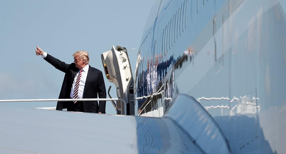 Donald Trump se dice 'satisfecho' con las negociaciones del TLCAN