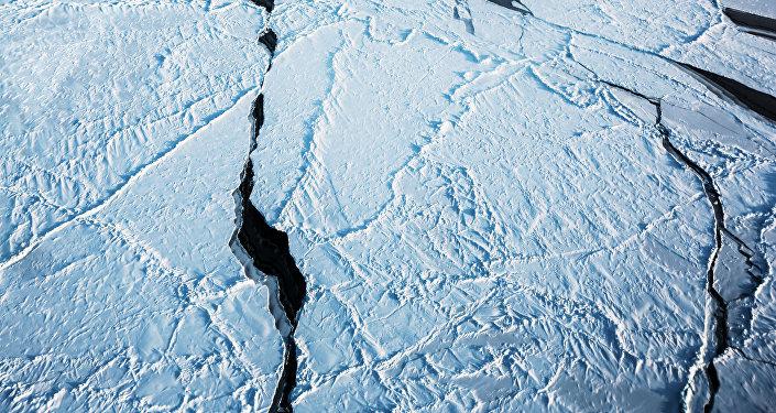 El hielo (imagen referencial)