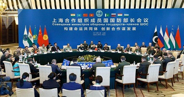 El encuentro de los ministros de Exteriores de la Organización de Cooperación de Shanghái (OCS)