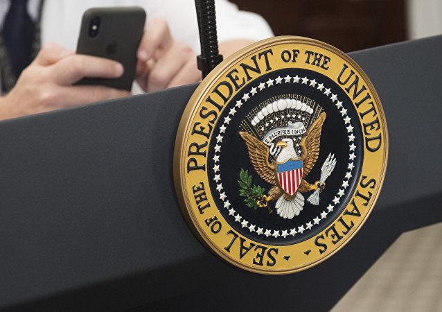 Uso de teléfonos móviles en la Casa Blanca de EEUU