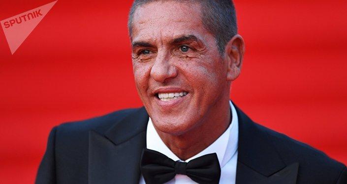 Samy Naceri, actor francés