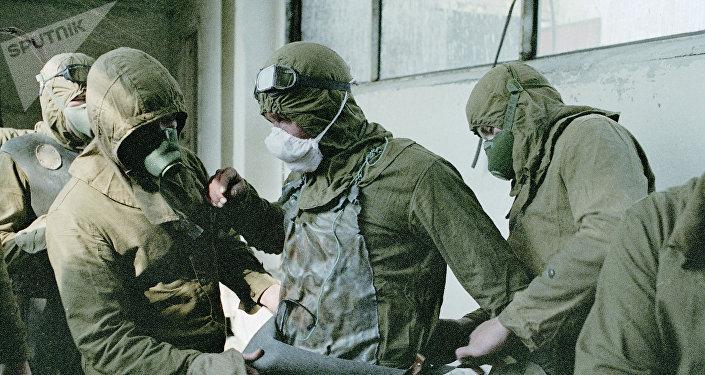 Las versiones de la catástrofe en Chernóbil