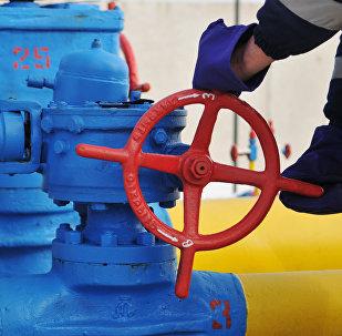 Gasoducto, Ucrania