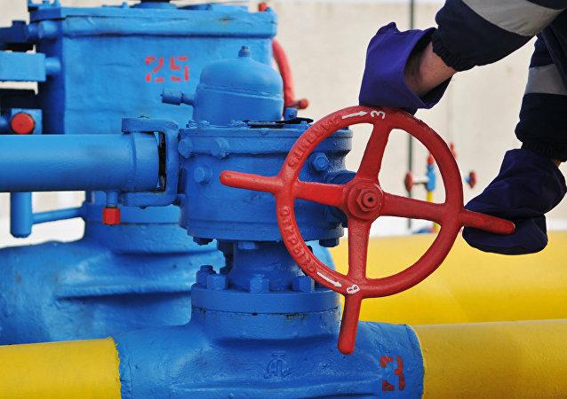 Un gasoducto (imagen referencial)