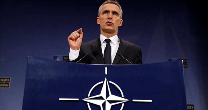 Jens Stoltenberg, secretario general de la OTAN