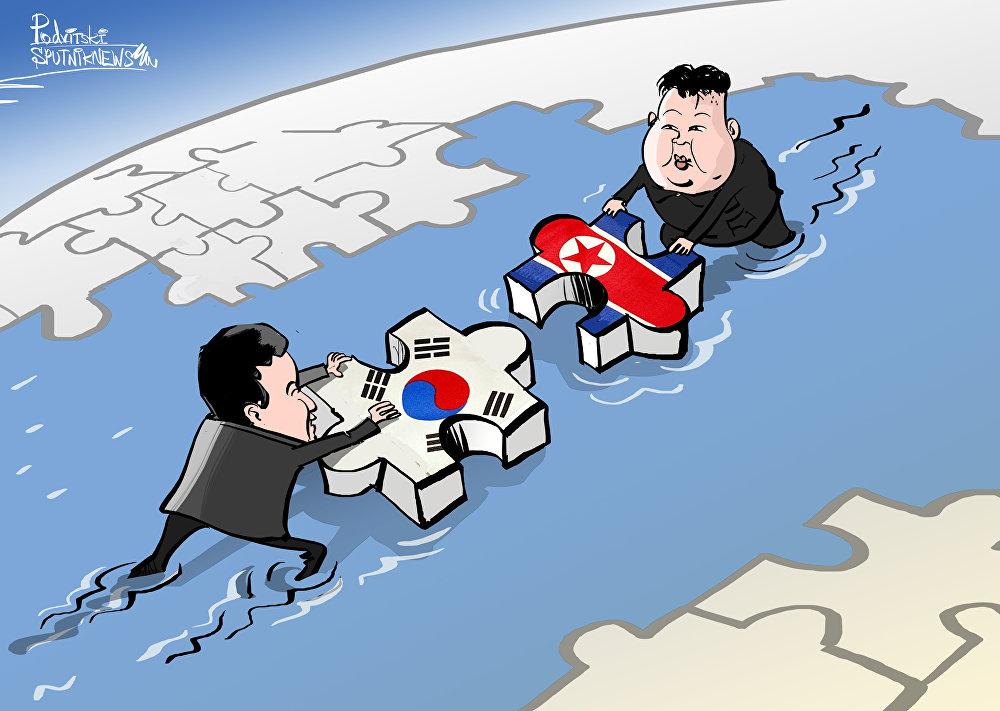 Exitoso avance en el diálogo intercoreano