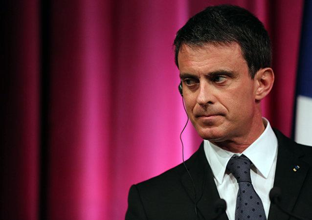 Manuel Valls, candidato a la Alcaldía de Barcelona