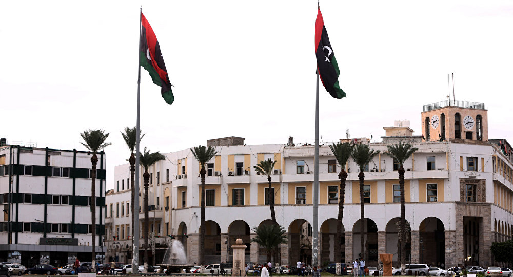 Tripoli, capital de Libia