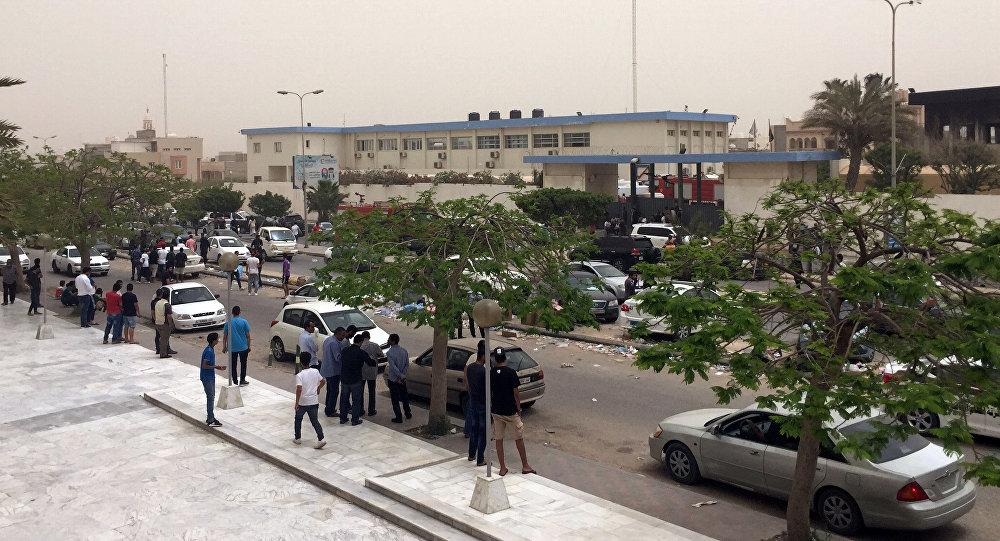 El ataque suicida contra la autoridad electoral de Libia
