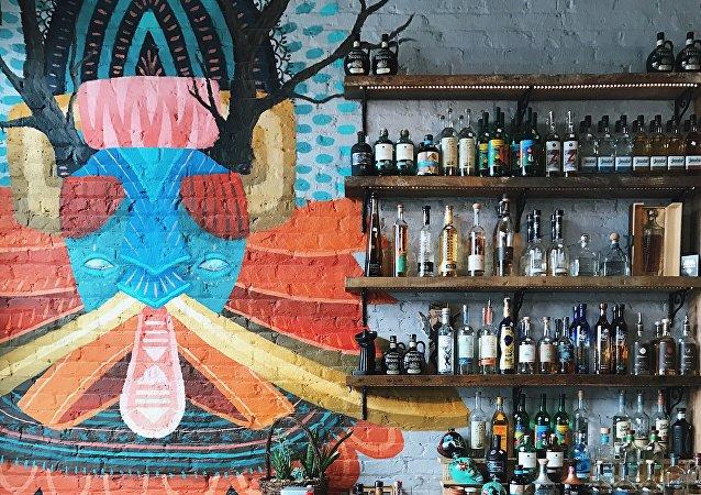 Un bar (imagen referencial)