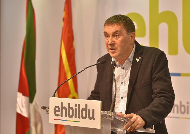 Arnaldo Otegi, el histórico dirigente vasco