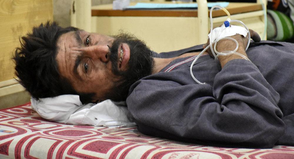 Mina en Pakistán se derrumba y deja varios muertos y heridos