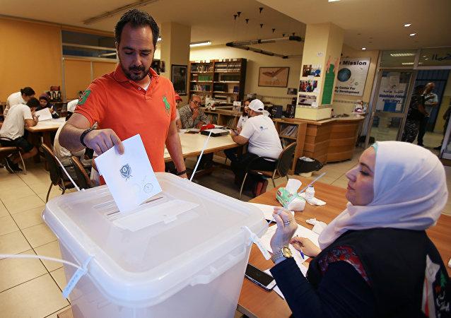 Las elecciones en Líbano