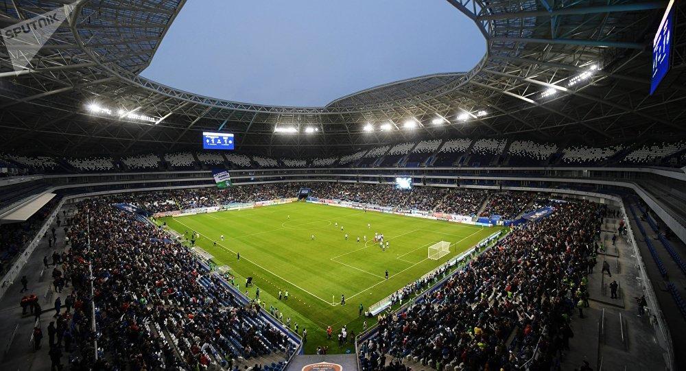 Uruguay y Rusia chocan para definir el Grupo A