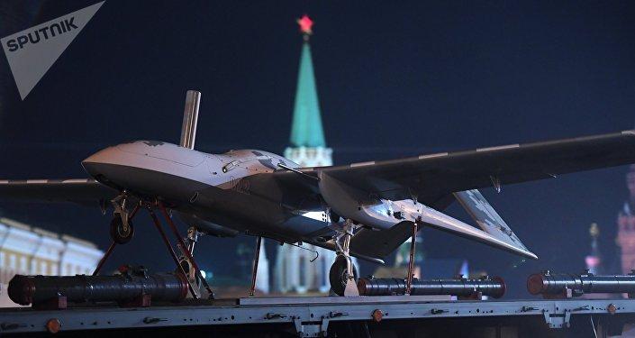 Dron de combate Korsar