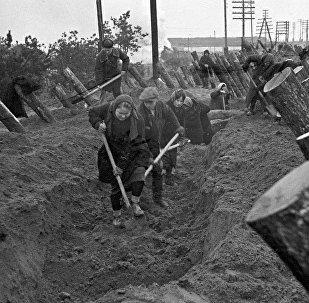 Sacrificio de juventud: cómo ayudó la retaguardia de la URSS a derrotar a los nazis