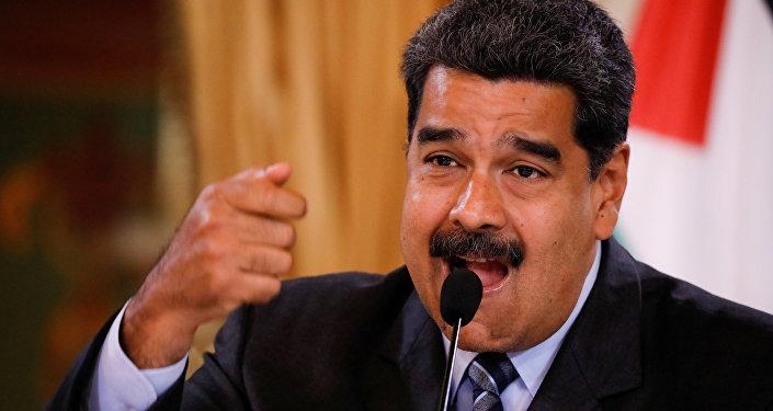 Nicolás Maduro, presidente electo de Venezuela