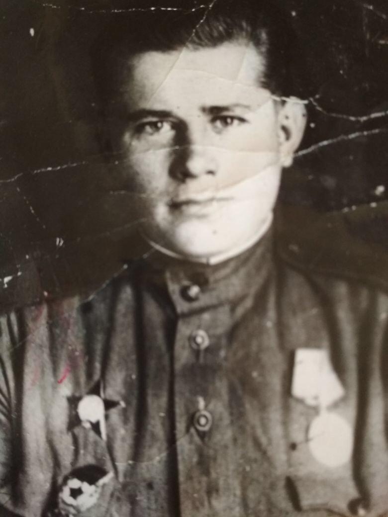 Dmitri Shílov, comandante del departamento de comunicación que participó en la guerra de 1942 a 1945 (archivo)