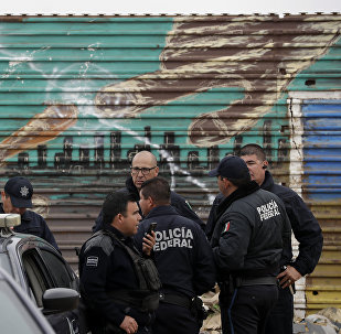 La Policía Federal de México