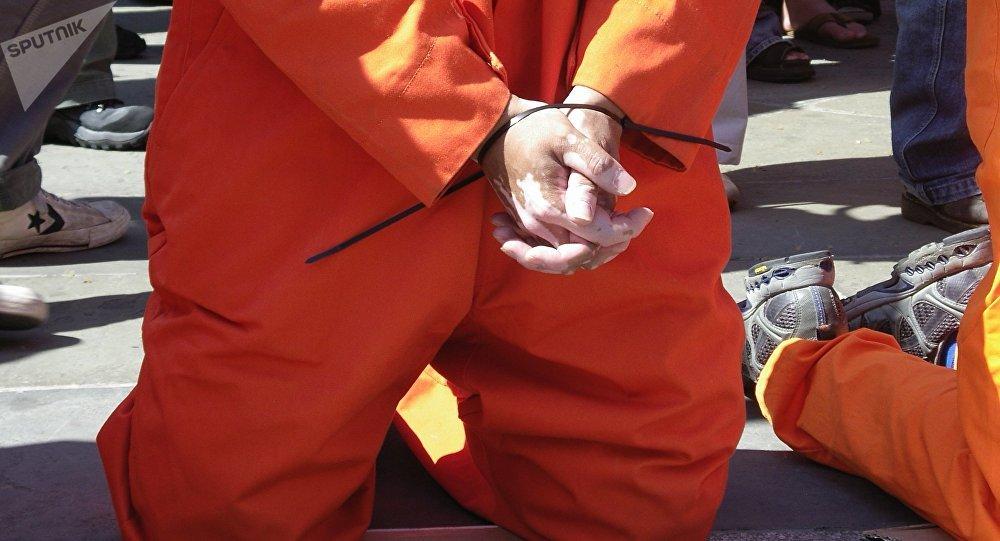 Torturas de prisioneros (imagen referencial)