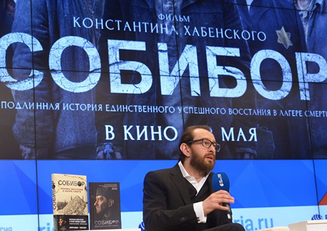 Konstantín Jabenski, el director de la película Sobibor