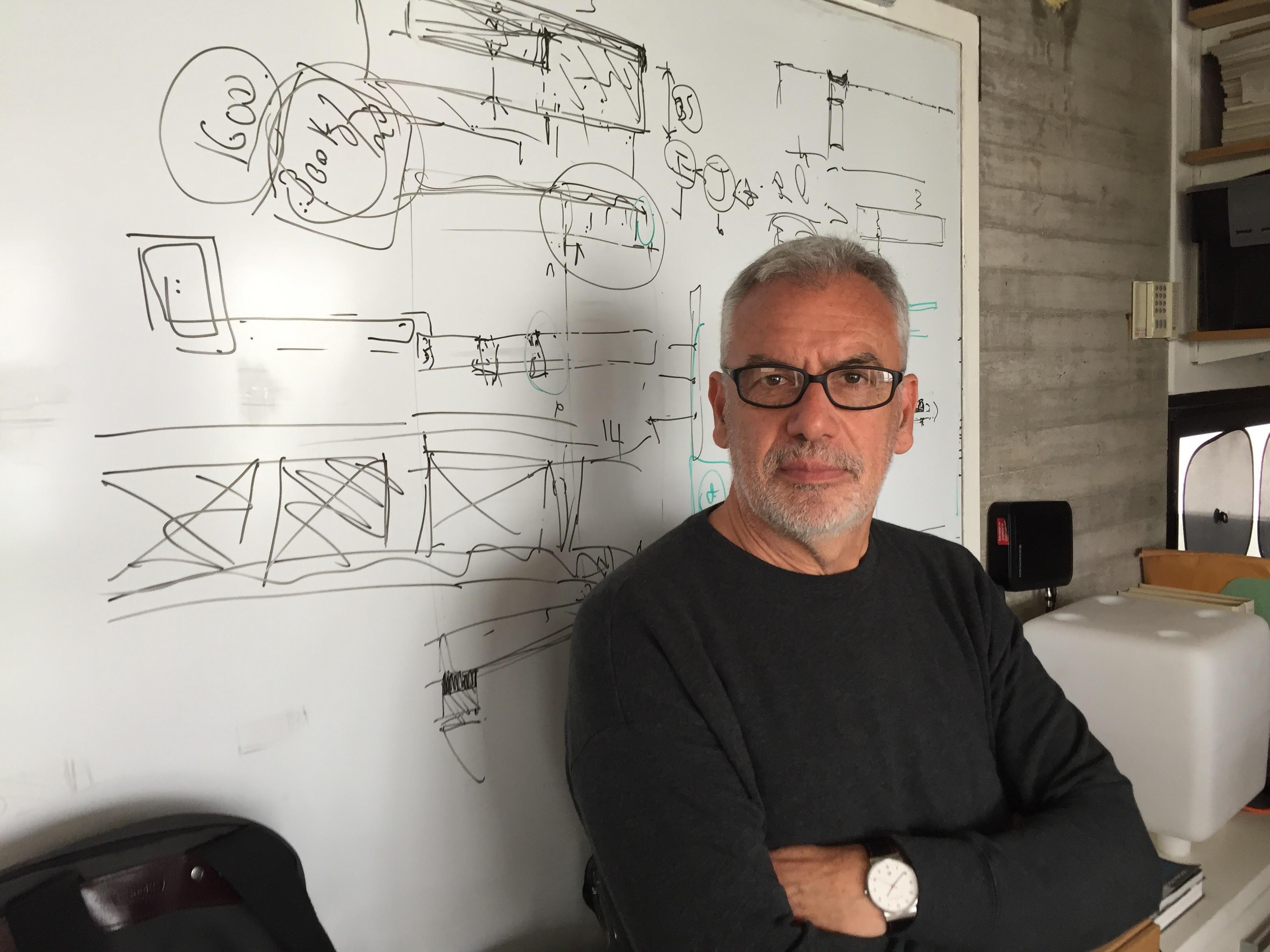 Alberto Rebecchi, arquitecto de 59 años, Buenos Aires