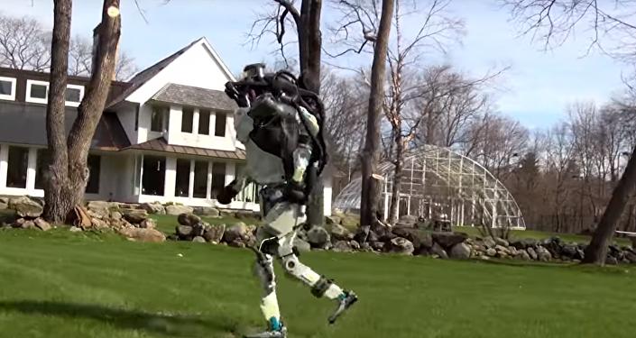 Atlas: ya no podrás escaparte de tu futuro dueño robótico