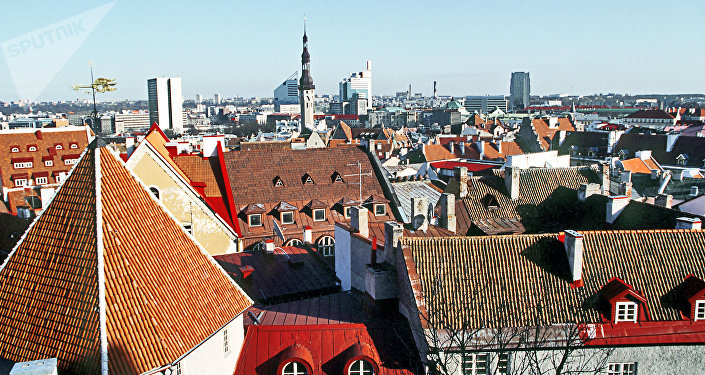 Tallin, la capital de Estonia