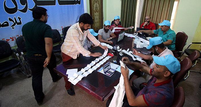 Las elecciones legislativas en Irak