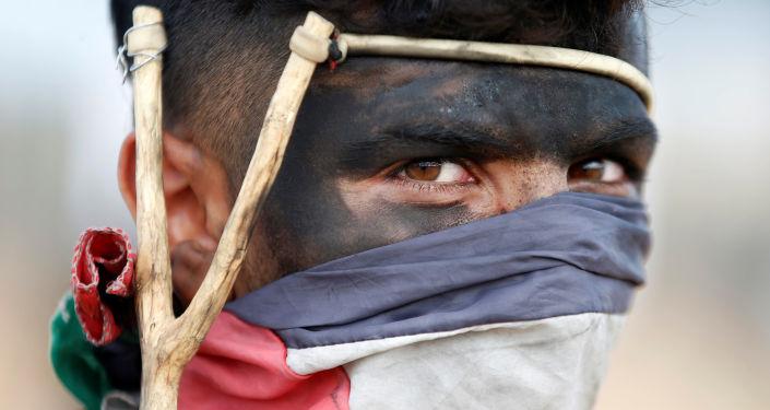 Tragedia en vivo: palestinos protestan contra el traslado de la Embajada de EEUU a Jerusalén