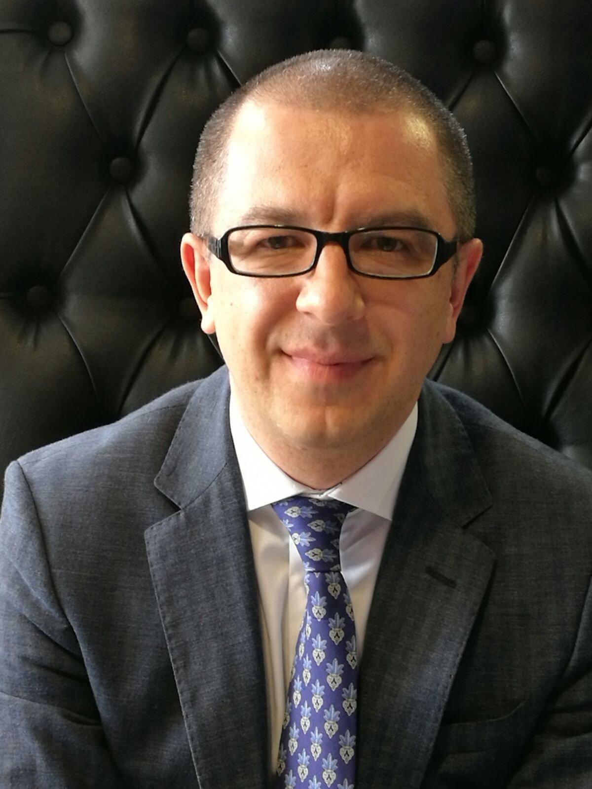Ruslan Vadimovich Altaev, director de Desarrollo del cluster de Tecnologías Biológicas y Médicas de Skolkovo