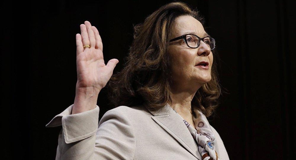 Comisión del Senado aprobará Haspel para dirigir la CIA