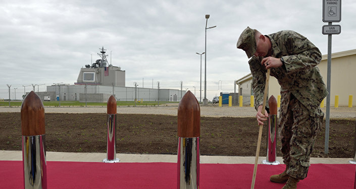 Sistemas de combate terrestres Aegis Ashore