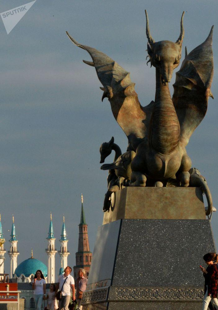 Un paseo por las sedes del Mundial de Rusia 2018: Kazán