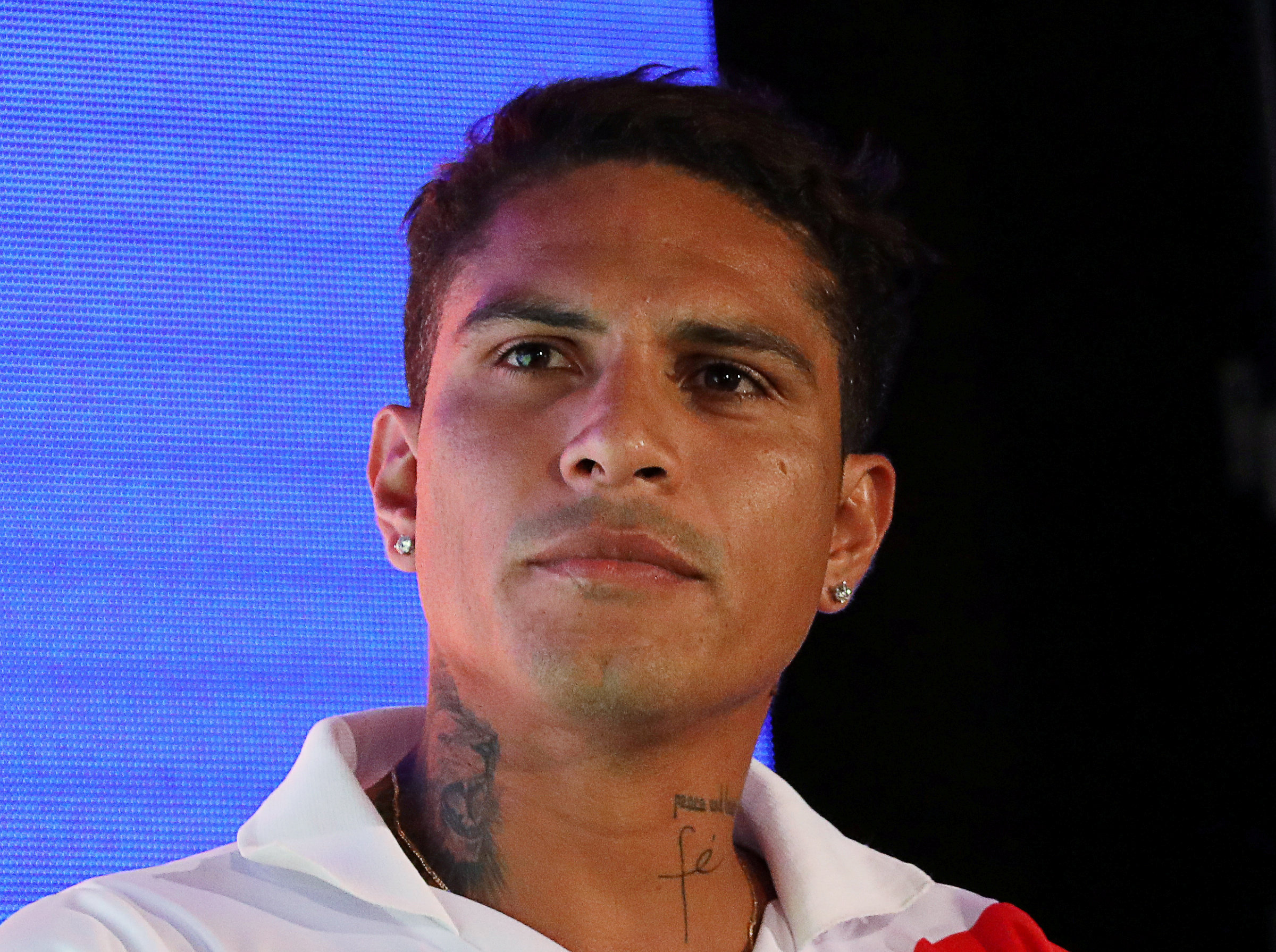 Paolo Guerrero, el delantero peruano